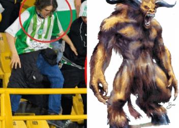 Las bestias mitológicas están entre nosotros ¿Engendros de poderes dominantes?