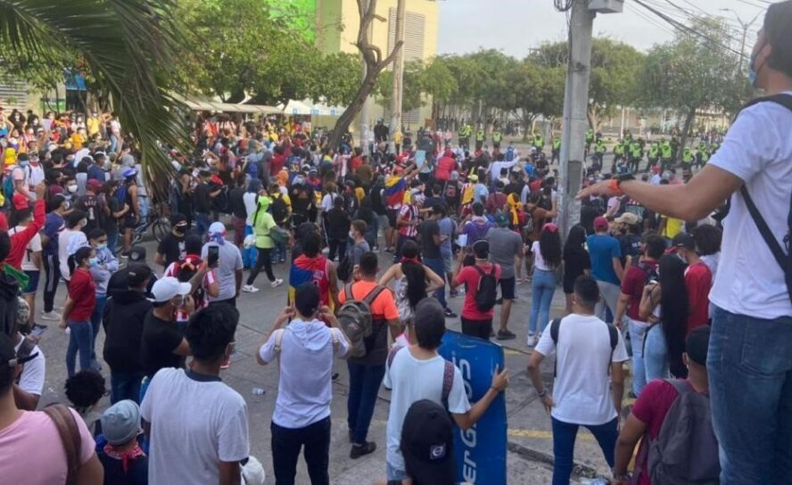 La protesta social, quejas y denuncias, saturación de manifestaciones. ¡No hay solución!