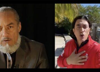 Falsario: Bruno Díaz a Gustavo Bolivar. Un agarrón de compas ¡Ya la pagarás!