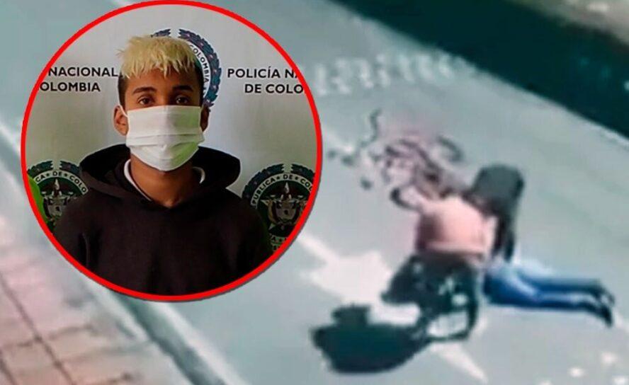 """Alias Frank, Edgar Acosta. """"El delincuente venezolano, que cometió homicidio"""" en la Estrada"""