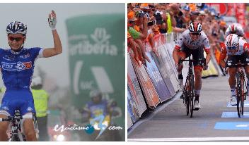 Kenny Elissonde, líder La Vuelta 21 España, Philipsen lleva 2 etapas