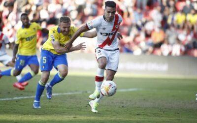 """Falcao """"Es el mejor Goleador de la Liga"""" – Gol al Cádiz"""
