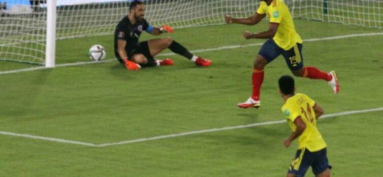 Colombia 3, Chile 1, un partido para la historia del fútbol mundial