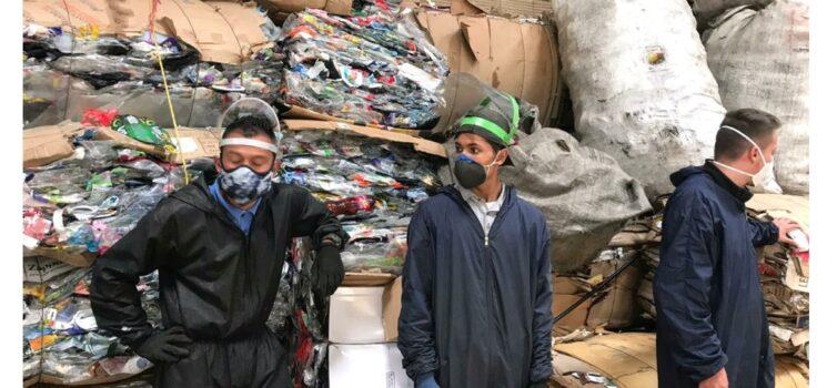 Nos roban los de la Superintendencia de Servicios: recicladores