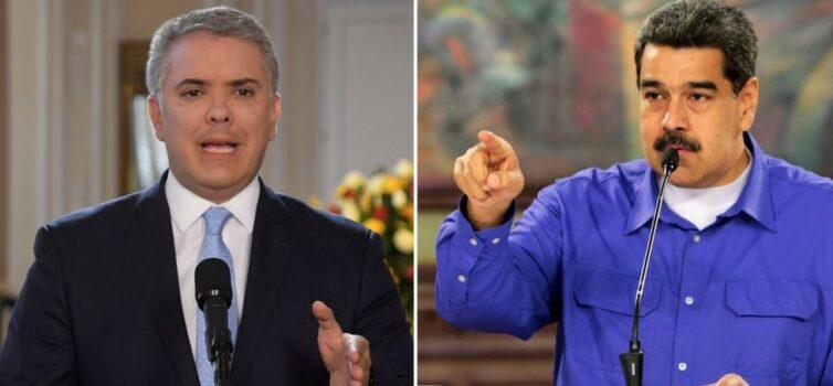 Maduro y Duque enfrentados en dominios paralelos
