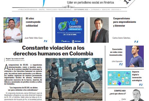 Colombia requiere un cambio de liderazgo para su transformación