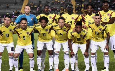 Los goles históricos de James Rodriguez, Falcao y la Selección Colombia