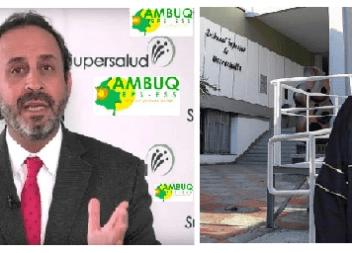 Amenazas de muerte a Supersalud ¿Mafias en complicidad con jueces?