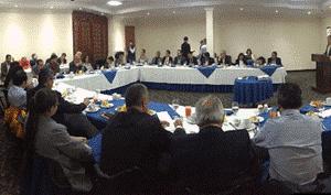 Se constituye la MNSCSS - Organización de Integración Solidaria ampliada